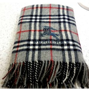 Burberry London unisex scarf
